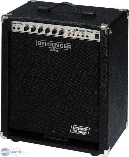 User Reviews Behringer Ultrabass Bx600 Audiofanzine