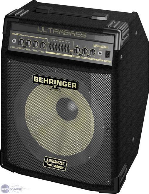 Behringer Ultrabass Bxl1800a Image 714621 Audiofanzine