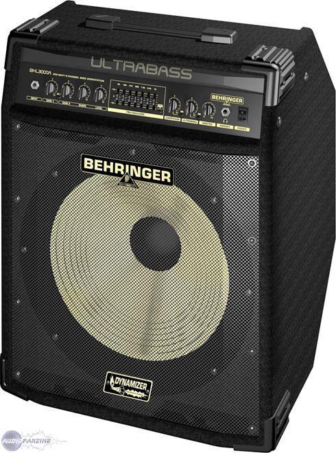 Hankey 39 S Review Behringer Ultrabass Bxl3000a Audiofanzine