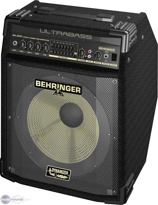 User Reviews Behringer Ultrabass Bxl900a Audiofanzine