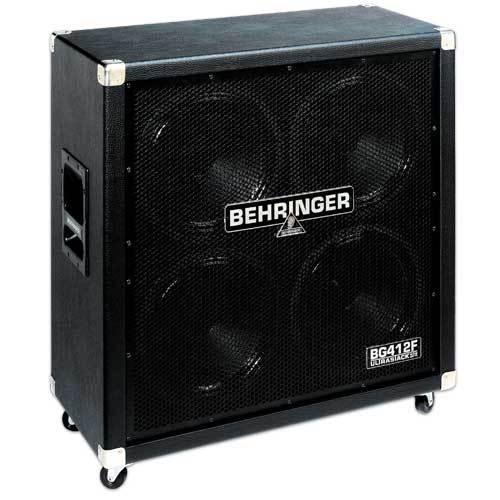 Freddyk 39 S Review Behringer Ultrastack Bg412f Audiofanzine