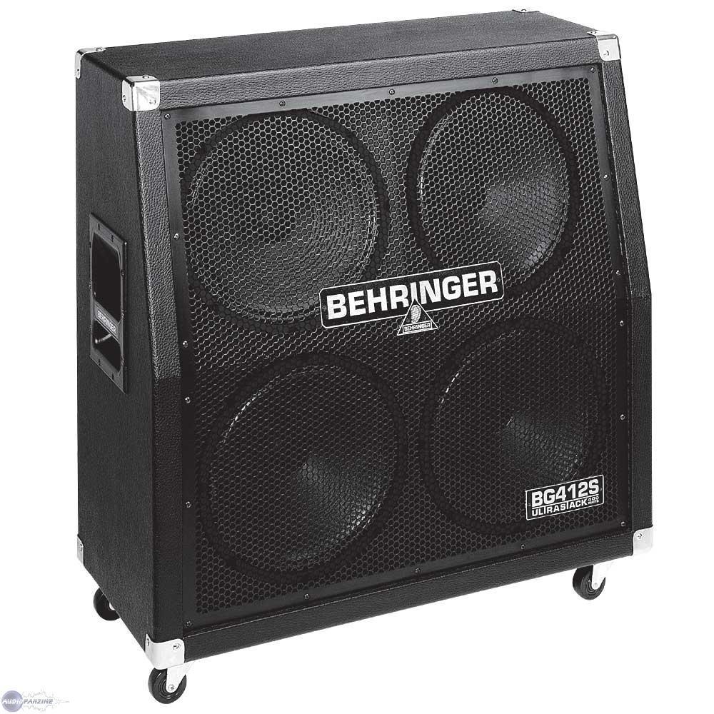 User Reviews Behringer Ultrastack Bg412s Audiofanzine