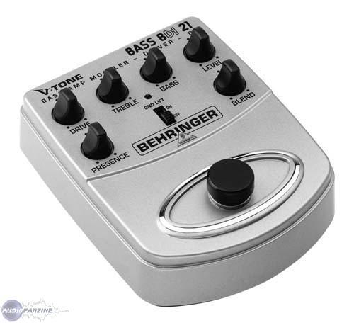 User reviews: Behringer V-Tone Bass BDI21 - Audiofanzine