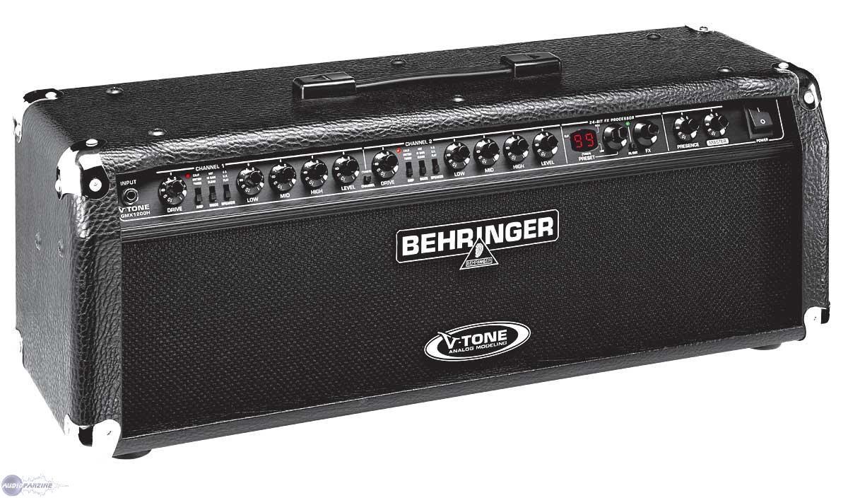 User Reviews Behringer V Tone Gmx1200h Audiofanzine