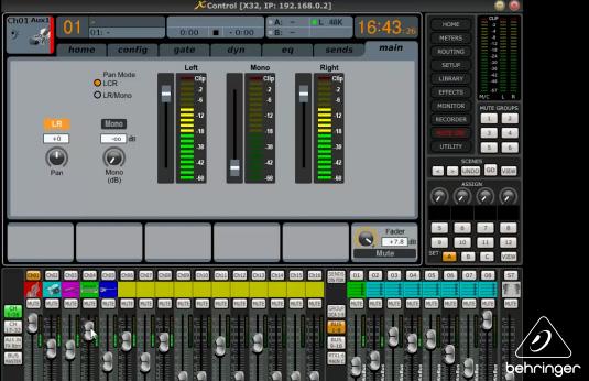 Behringer x32 driver download