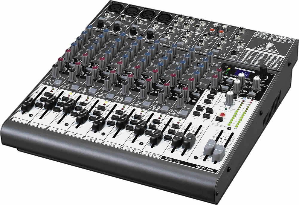 User Reviews Behringer Xenyx 1622fx Audiofanzine