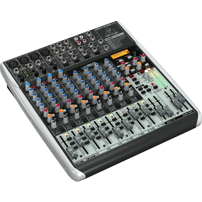 User Reviews Behringer Xenyx Qx1622usb Audiofanzine