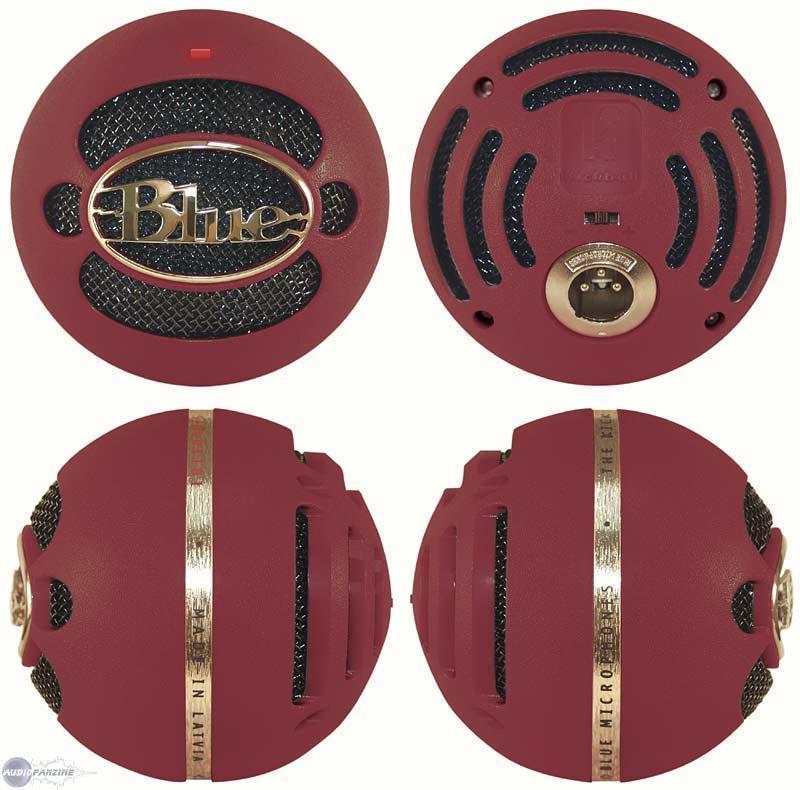 user reviews blue microphones kickball audiofanzine. Black Bedroom Furniture Sets. Home Design Ideas