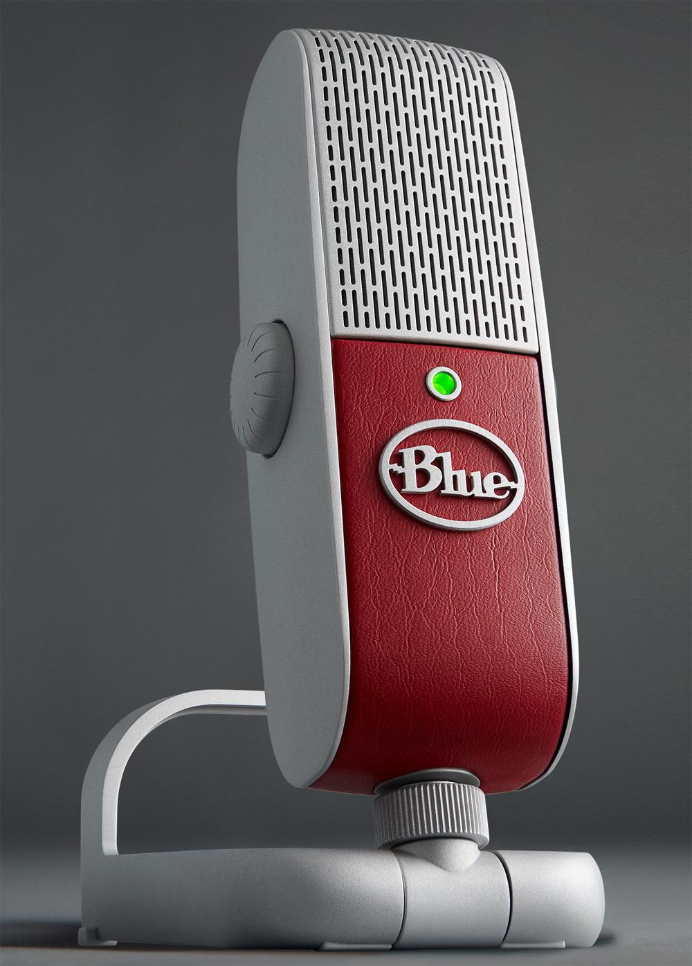 Blue Microphones Raspberry : microphone usb et lightning condensateur large diaphragme blue microphones raspberry ~ Vivirlamusica.com Haus und Dekorationen