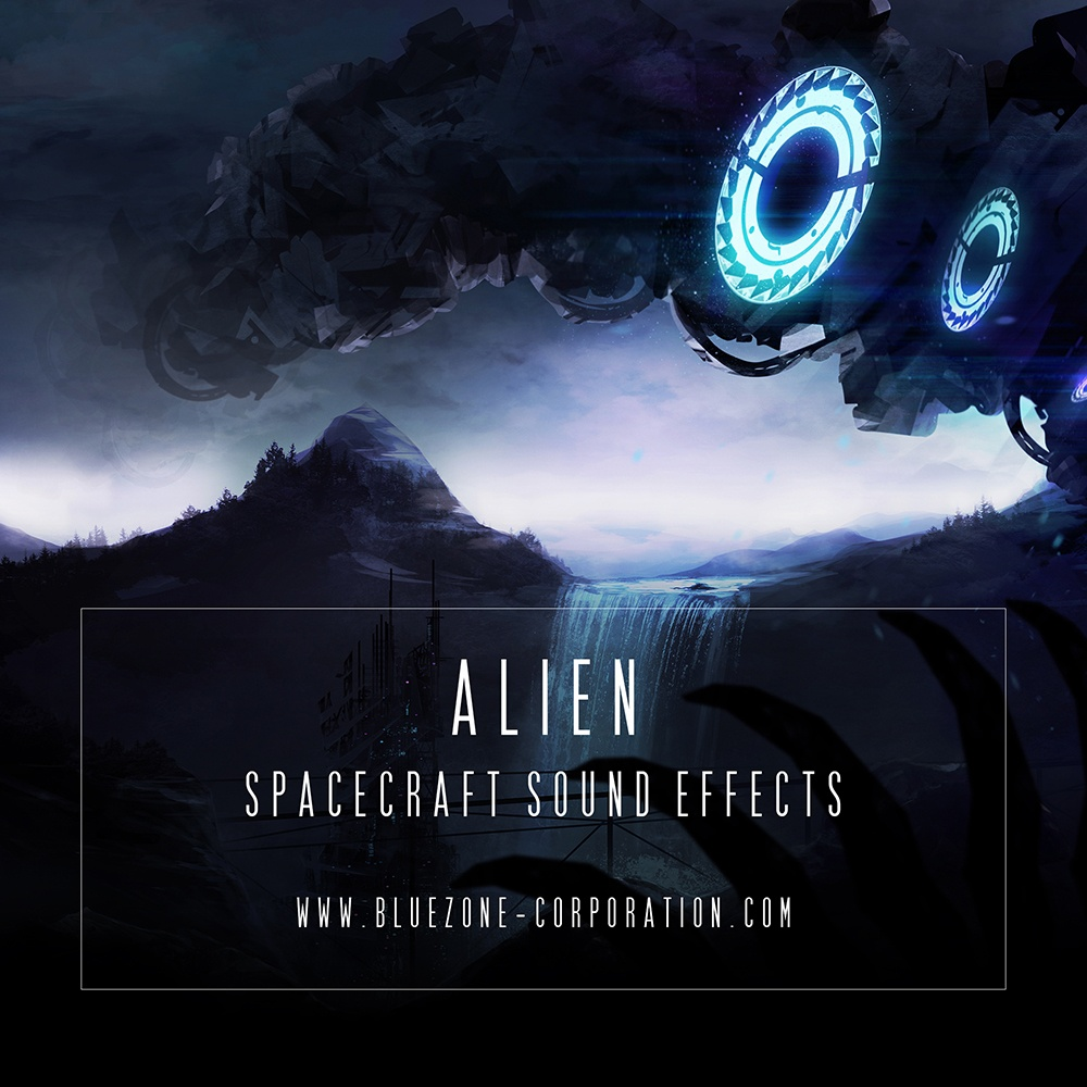 Videos Bluezone Alien Spacecraft Sound Effects Audiofanzine
