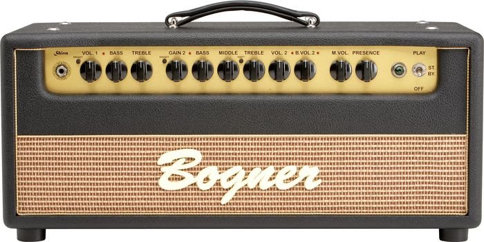 premium selection factory authentic new high quality Avis d'utilisateurs notés 4/5 : Bogner Shiva Head - Audiofanzine