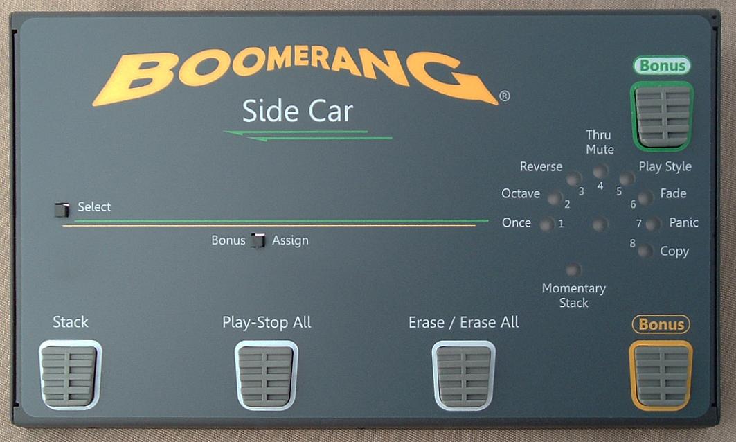 side car boomerang side car audiofanzine. Black Bedroom Furniture Sets. Home Design Ideas