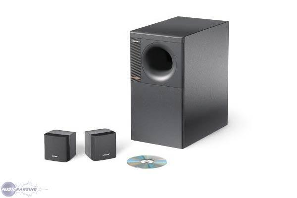 bose acoustimass serie 3 et deux double cubes bose redline. Black Bedroom Furniture Sets. Home Design Ideas