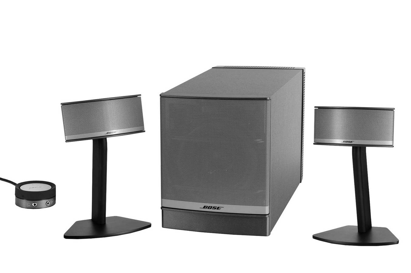 companion 5 bose companion 5 audiofanzine. Black Bedroom Furniture Sets. Home Design Ideas