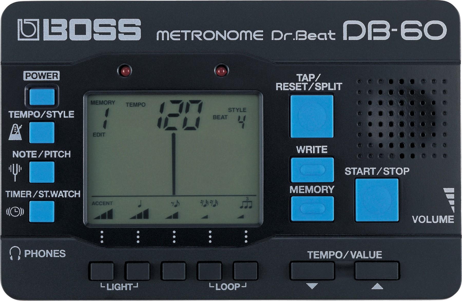 db 60 dr beat boss db 60 dr beat audiofanzine. Black Bedroom Furniture Sets. Home Design Ideas