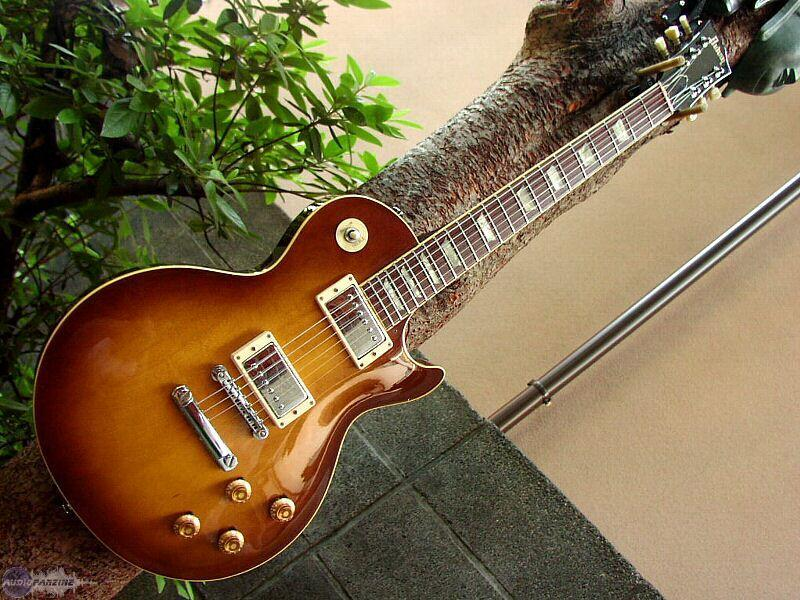 Find Out About Japanese Burny Guitars at