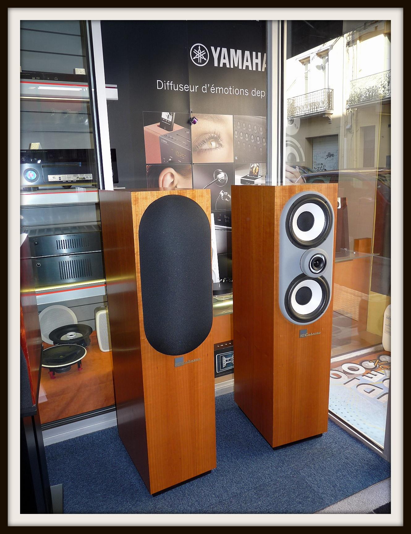 IROISE 500 - Cabasse Iroise 500 - Audiofanzine