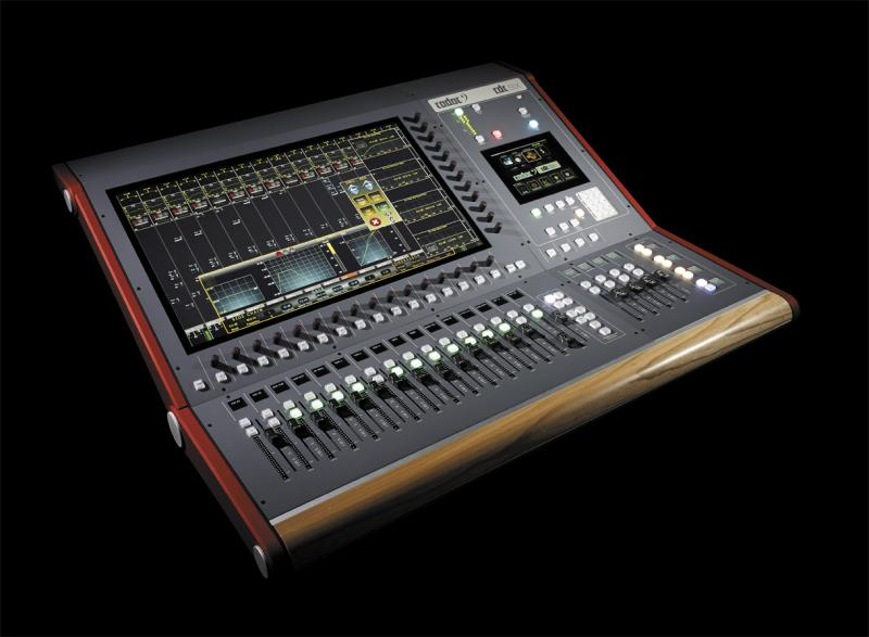 cadac cdc six 64 x 48 channel digital mixing console audiofanzine. Black Bedroom Furniture Sets. Home Design Ideas