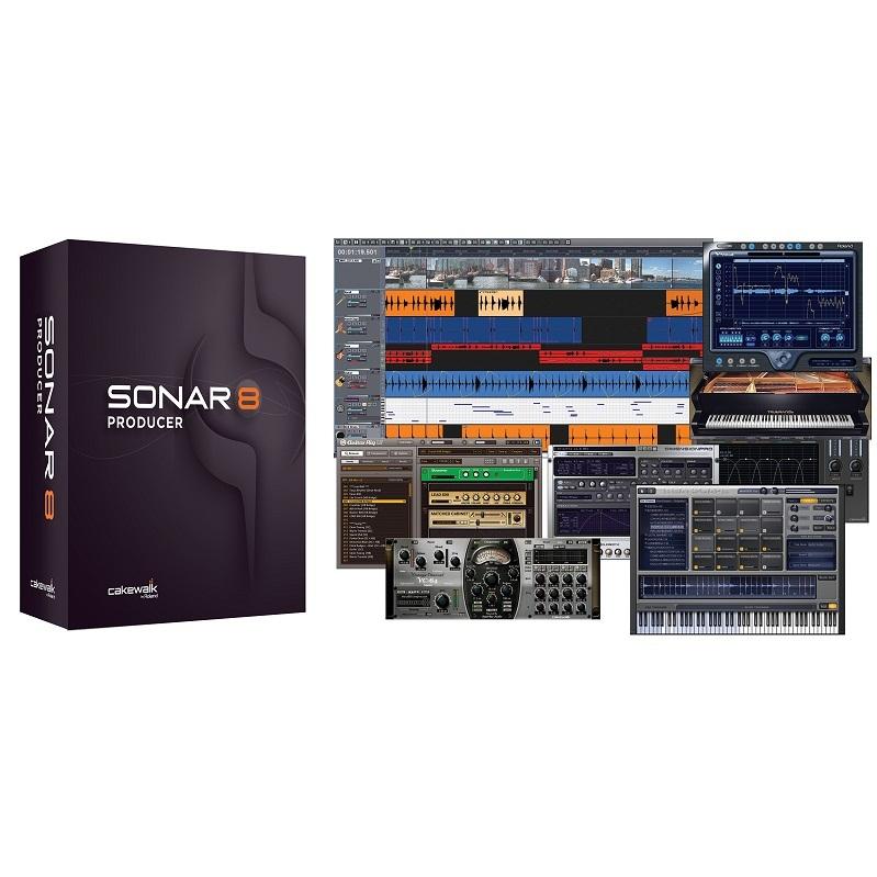 Buy OEM Cakewalk Sonar 8 Producer Edition