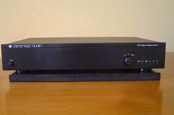 3 Audio Cambridge Dac
