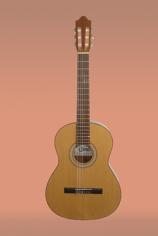 An excellent choice for beginners on classical guitar ...