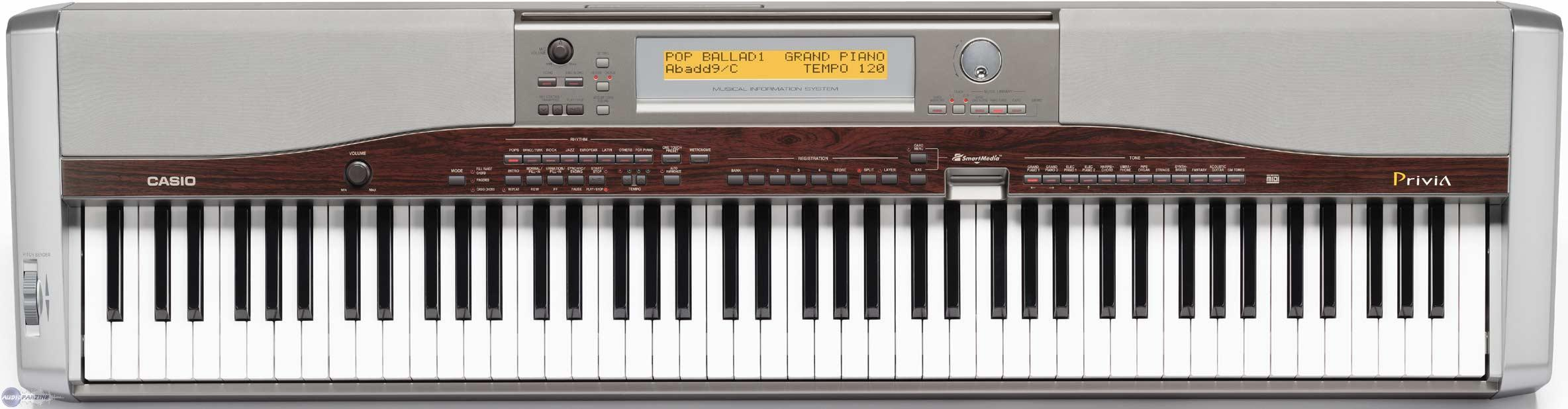 CASIO PRIVIA PX400R DRIVER WINDOWS 7 (2019)