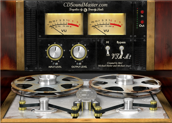 User reviews: CDSoundMaster VTM-M2 - Audiofanzine