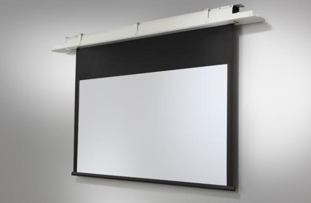ecran de projection motoris encastrable expert celexon audiofanzine. Black Bedroom Furniture Sets. Home Design Ideas