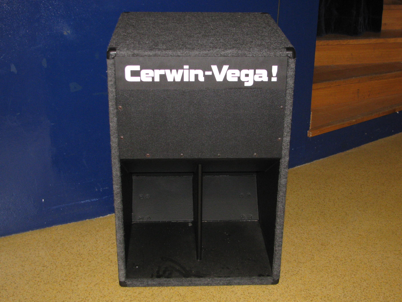 Cerwin Vega B-36A