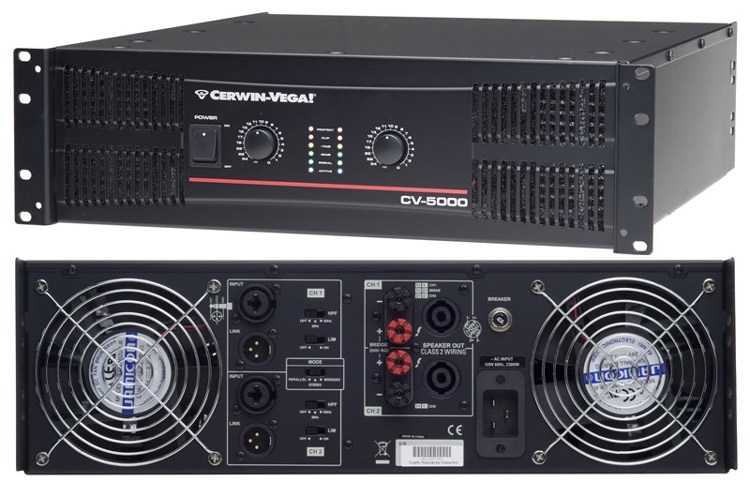cv-5000 - cerwin vega cv-5000