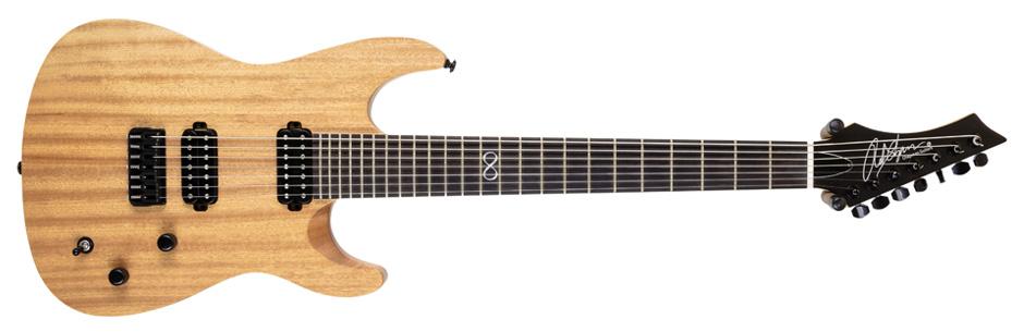 guitare a 7 cordes