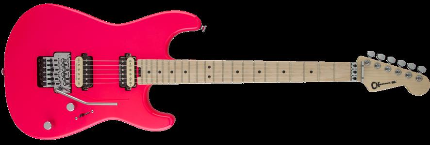 charvel pro-mod san dimas 2h fr tpb guitare electrique