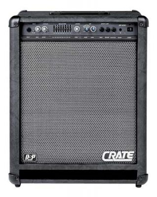 Crate BFX100 - Reviews Crate BFX100 - Audiofanzine