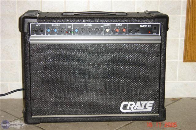crate g40c xl reviews crate g40c xl audiofanzine rh en audiofanzine com Crate Amps Discontinued crate limo amp manual