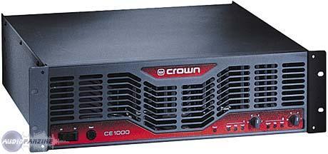 quality crown low price reviews crown ce 1000 audiofanzine. Black Bedroom Furniture Sets. Home Design Ideas