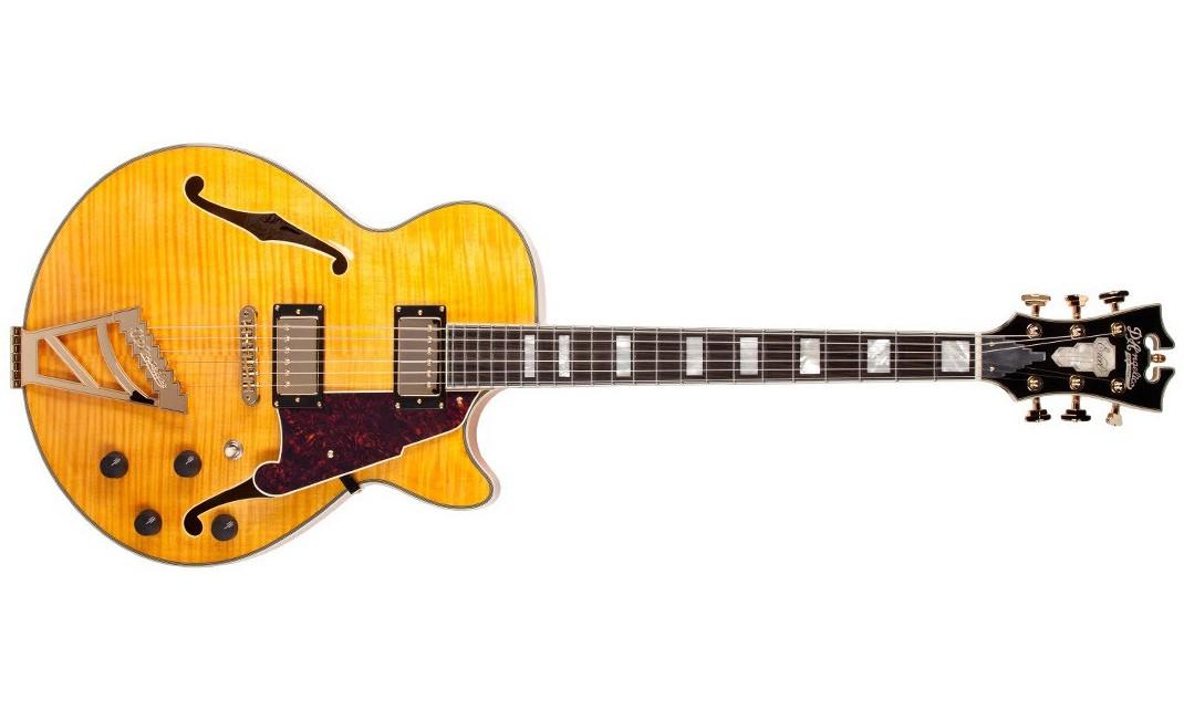 guitare d'angelico occasion