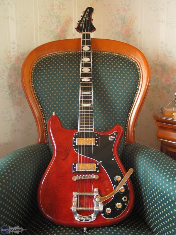 User Reviews  Daguet Guitars Crestwood Custom