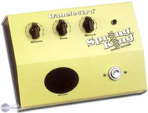 User Reviews Danelectro Dsr 1 Spring King Audiofanzine
