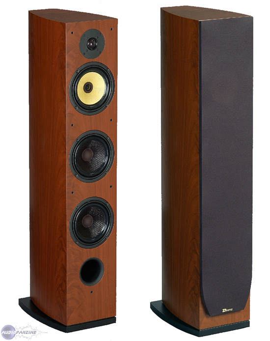 VINCI - Davis Acoustics VINCI - Audiofanzine