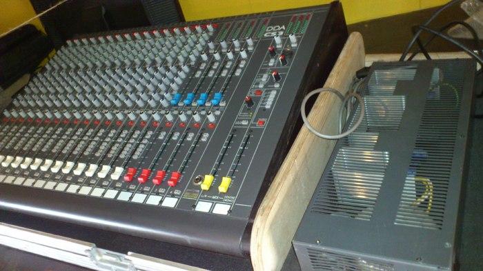 Cs3 dda cs3 audiofanzine - Console analogique occasion ...