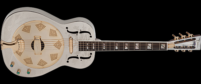 guitare resonator