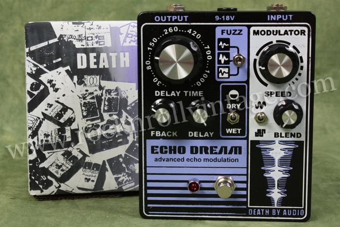 death by audio echo dream image 704004 audiofanzine. Black Bedroom Furniture Sets. Home Design Ideas