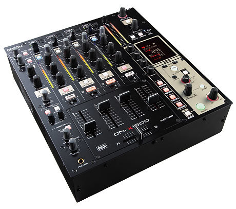 table de mixage denon