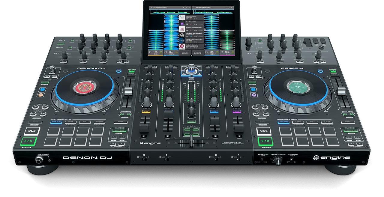 DJ CONTROLLERS 2021 PIONEER DENON