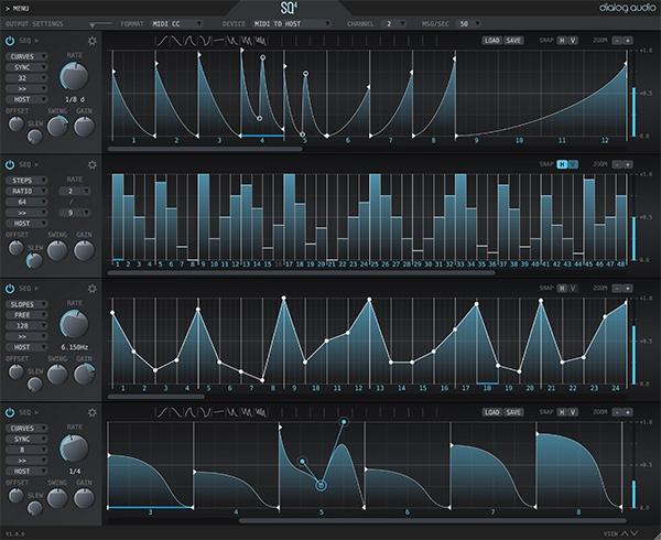 dialog audio sq4  un s u00e9quenceur logiciel pour moduler des