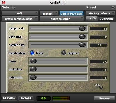 Free Pro Tools plug-in that rocks! - Reviews Digidesign Lo