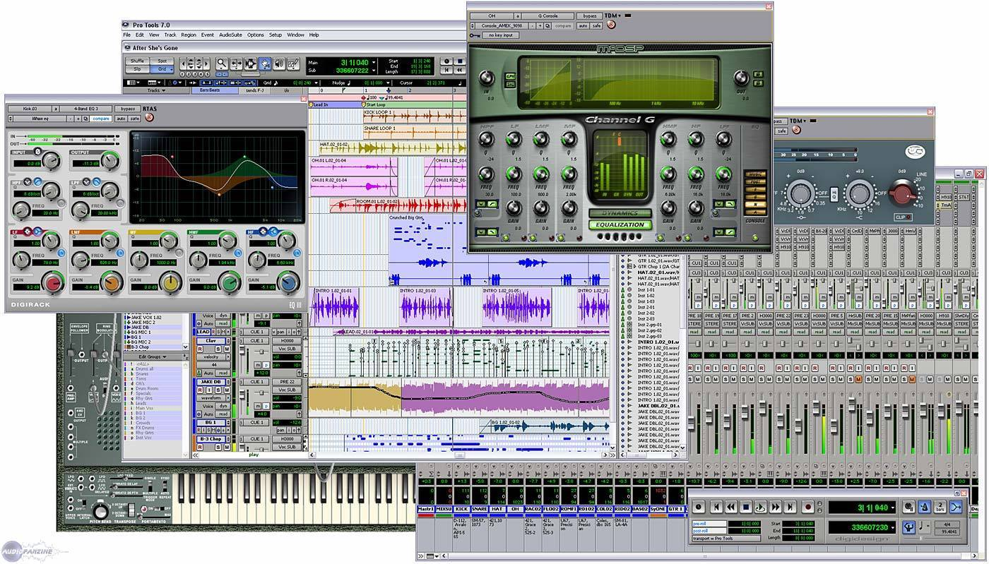 Tutorial Adding Drum Samples In Pro Tools To An Acoustic