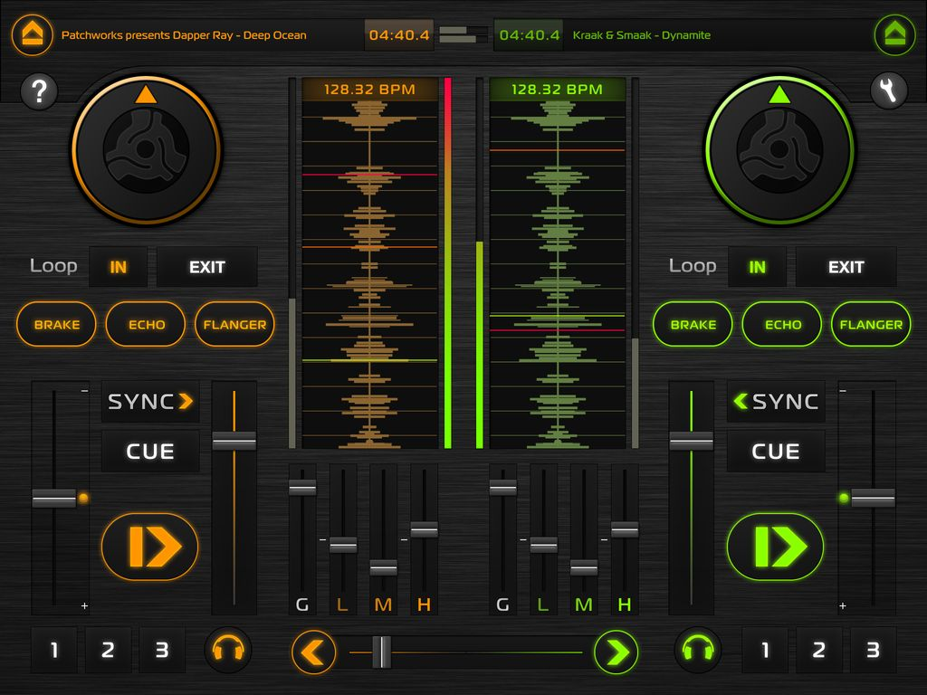 DJ Dex for iPad free this week - Audiofanzine