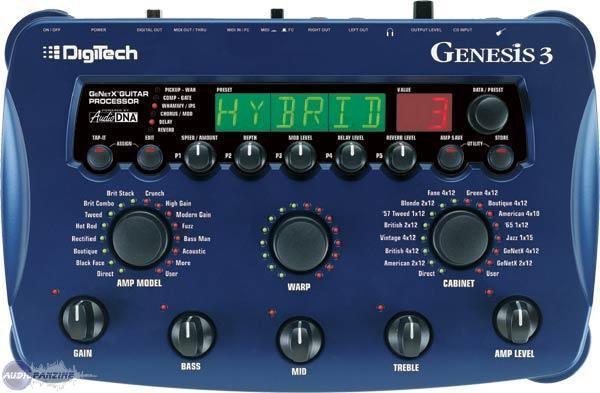 User reviews: DigiTech Genesis 3 - Audiofanzine