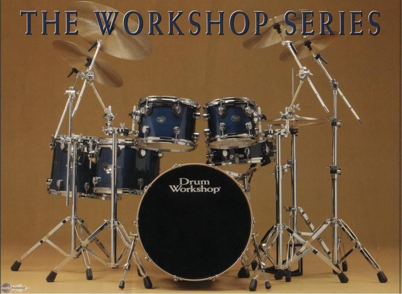 dw drums workshop series drums image 324870 audiofanzine